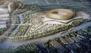 стадион в Калининграде