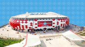 «Открытие Арена» Москва