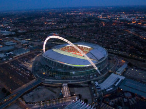 Стадион Уэмбли, Англия